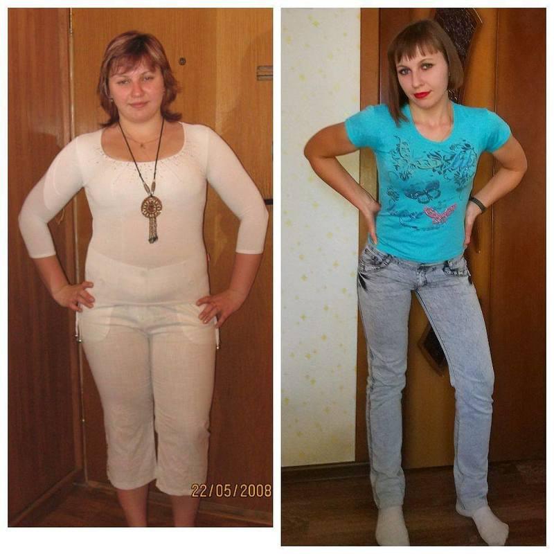 Похудеть с оксисайз результаты